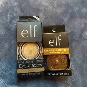 Elf eyeshadows